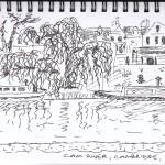 Cam River - Ink, 2012