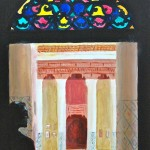 Marrakesh - Acrylic, 2012