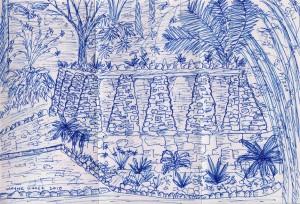 Botanical Garden (Rio) - Ink, 2010