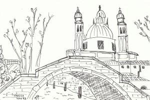 Venice - Ink, 2013